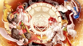 Magi The Labyrinth Of Magic Image Download