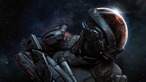 Mass Effect Andromeda wallpapers high quality