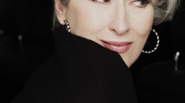 Meryl Streep Wallpaper For IPhone