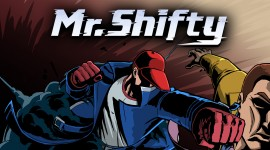 Mr Shifty Desktop Wallpaper