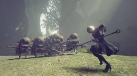 Nier Automata Photo Free