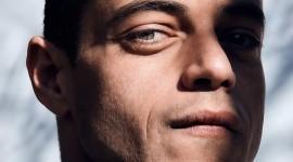 Rami Malek Wallpaper For IPhone Free