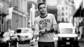 Rami Malek Wallpaper Full HD