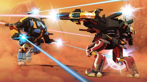 Robocraft wallpapers high quality