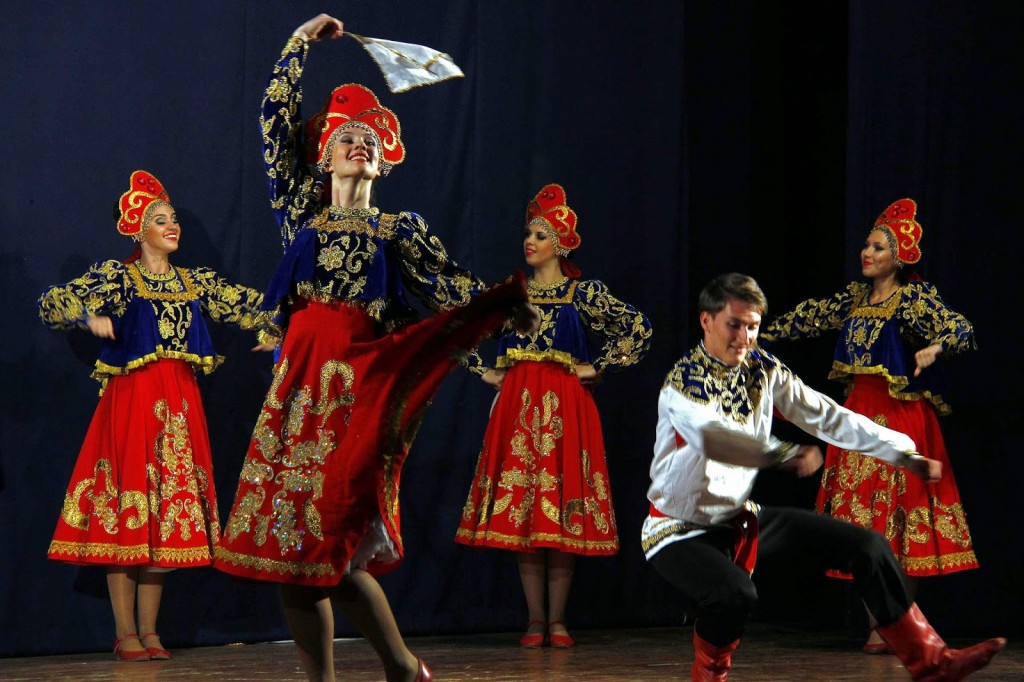 Russian Dance wallpapers HD