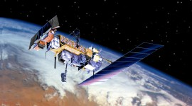 Satellites Desktop Wallpaper HD