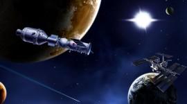 Satellites Photo Free#2