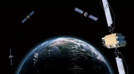 Satellites Wallpaper HQ