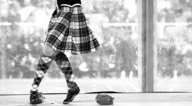 Scottish Dancing Photo