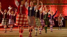 Scottish Dancing Photo Free
