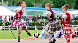 Scottish Dancing Wallpaper For PC