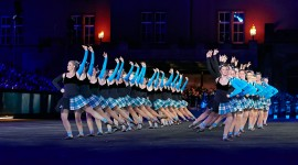 Scottish Dancing Wallpaper Full HD