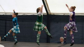 Scottish Dancing Wallpaper Full HD#1
