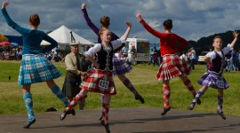 Scottish Dancing Wallpaper Gallery