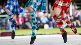 Scottish Dancing Wallpaper HQ