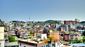 Seoul Wallpaper Download