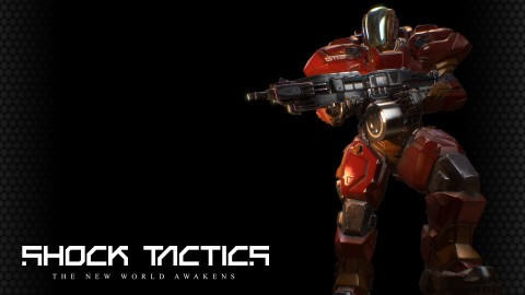 Shock Tactics wallpapers high quality