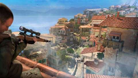 Sniper Elite 4 wallpapers high quality