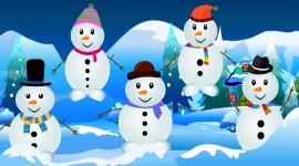 Snowmen Image