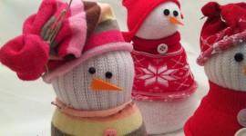 Snowmen Wallpaper For Mobile