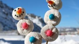 Snowmen Wallpaper Free