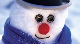 Snowmen Wallpaper HQ