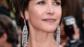 Sophie Marceau Wallpaper For IPhone Free