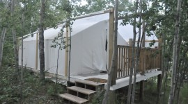 Stay In Tents Photo