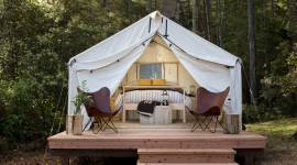 Stay In Tents Photo Download