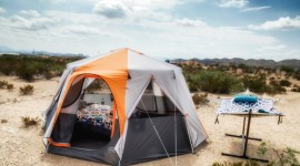 Stay In Tents Wallpaper Download