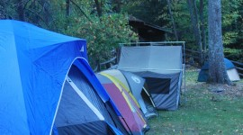 Stay In Tents Wallpaper For Android