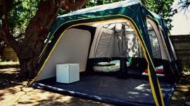 Stay In Tents Wallpaper For Desktop