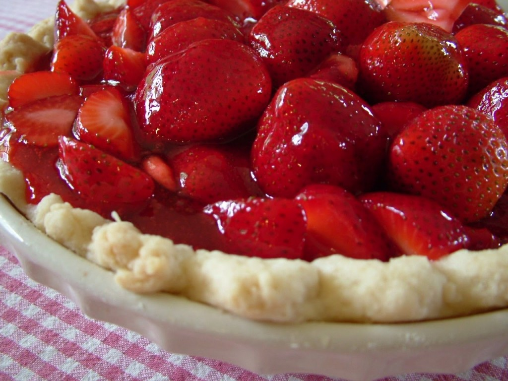 Strawberry Pie wallpapers HD