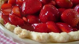 Strawberry Pie Best Wallpaper