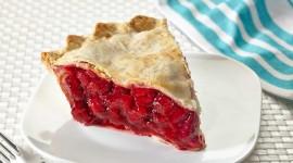 Strawberry Pie Desktop Wallpaper