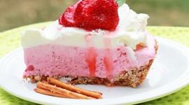 Strawberry Pie Desktop Wallpaper For PC
