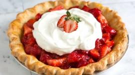 Strawberry Pie Wallpaper 1080p