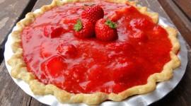 Strawberry Pie Wallpaper Download