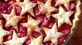 Strawberry Pie Wallpaper Full HD