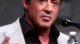 Sylvester Stallone Wallpaper For IPhone Free