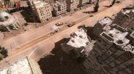 Syrian Warfare Photo