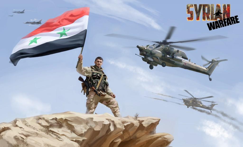 Syrian Warfare wallpapers HD