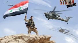 Syrian Warfare Wallpaper