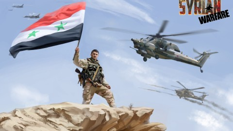 Syrian Warfare wallpapers high quality