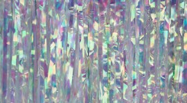Tinsel Wallpaper