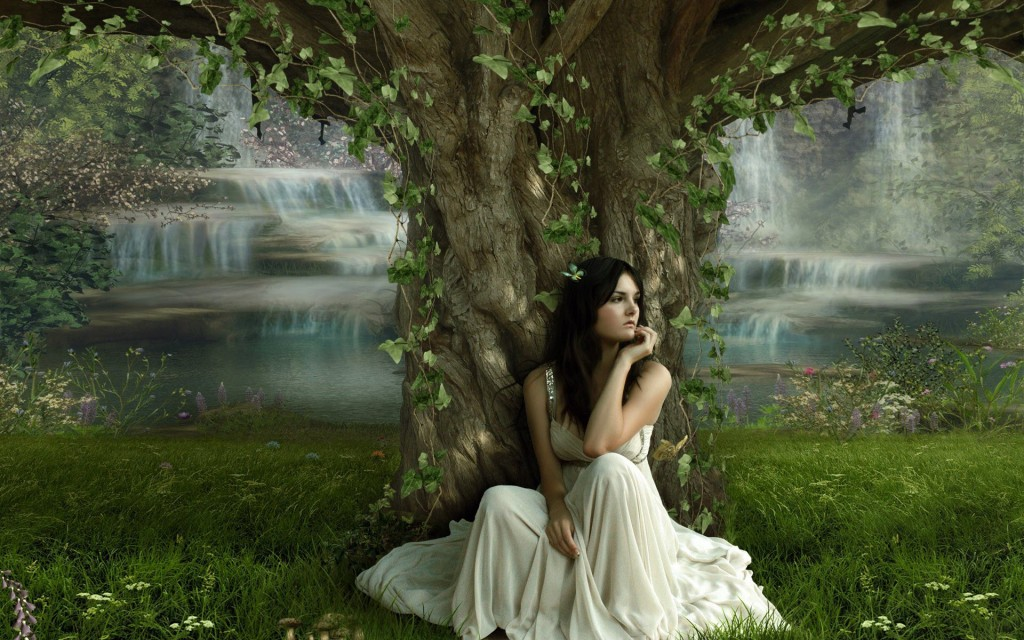 Under A Tree wallpapers HD