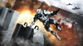 Vanquish Game Best Wallpaper