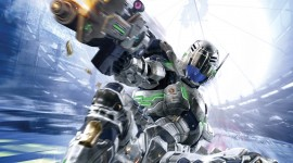 Vanquish Game Desktop Wallpaper HD
