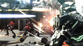 Vanquish Game Wallpaper#1