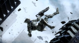 Vanquish Game Wallpaper Full HD